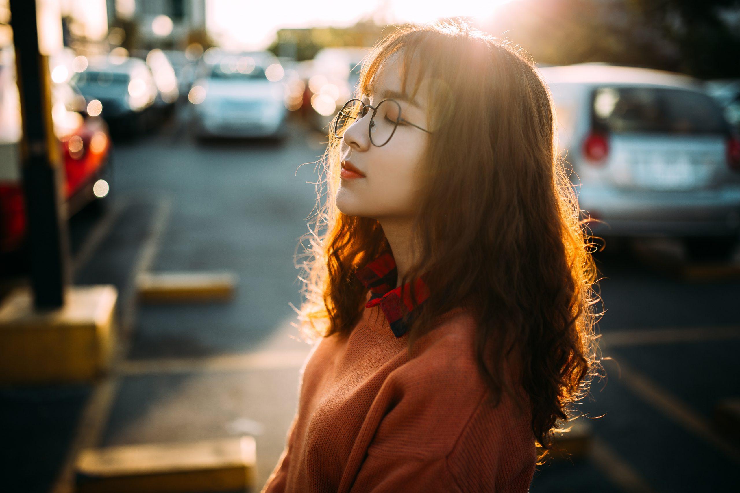charming Asian girl