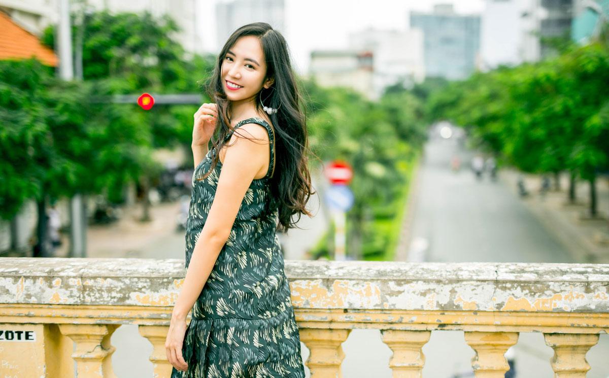 tender Thai girl